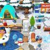 【ポケ森】1月下旬に冬っぽい期間限定家具が実装!